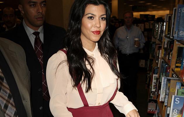 Kourtney Kardashian: I'm Pregnant!