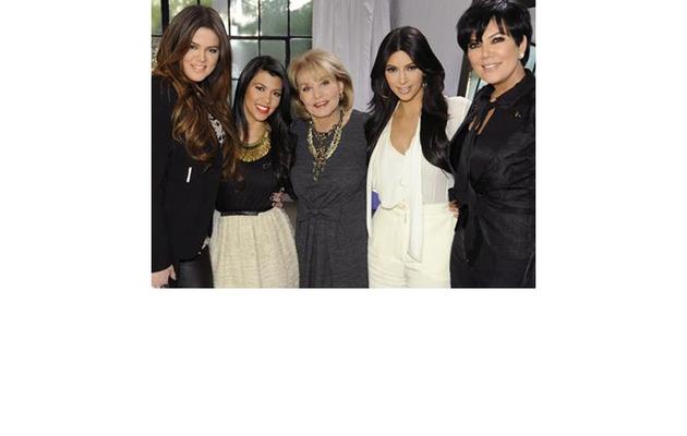 "Kardashians Make Barbara Walters' ""Most Fascinating"" List"