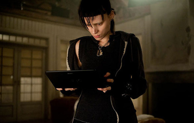 "Thrilling, Chilling New ""Girl With the Dragon Tattoo"" Trailer"