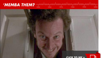 "Marv in ""Home Alone"": 'Memba Him?!"