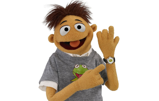 "Meet The Newest Star of ""The Muppets"" -- Walter!"