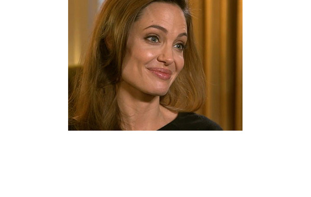 Angelina Jolie: The Kids Ask If Brad & I Will Marry Too