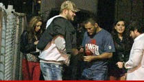 UFC Badass Dan Henderson -- Pulling Chicks with Brad Penny
