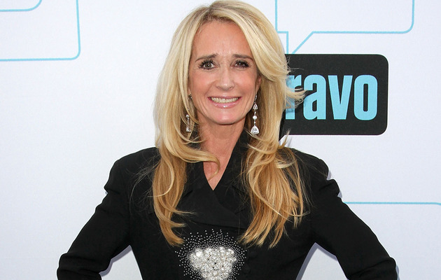 "Report: Kim Richards ""Homeless,"" Dealing With ""Serious Issues"""