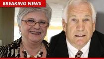 Jerry Sandusky's Wife -- My Husband Is INNOCENT