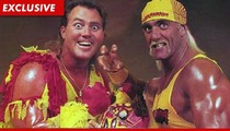 Brutus 'The Barber' Beefcake -- I'm SUING Over Gay Allegations