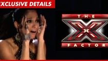 Nicole Scherzinger -- 30-Minute Crying Session After 'X Factor' Elimination