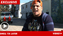 'Jersey Shore' Ronnie -- Wanna Know What Snooki REALLY Smells Like???