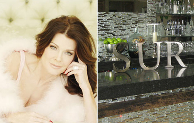 "Lisa Vanderpump Expands Her Empire With A ""Sur"" Win"