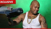 Flo Rida -- No Jail in Bugatti DUI Case