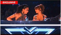 Nicole Scherzinger: Paula Abdul Told Me to Vote Rachel Crow Off X-Factor