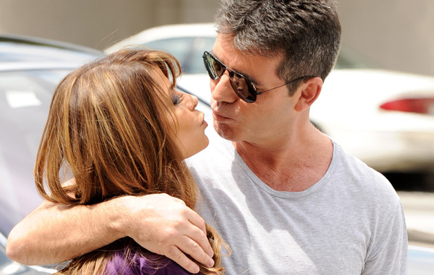 "Simon Cowell: There Was ""Sexual Tension"" With Paula Abdul"