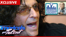 Parents Org. ANGRY Over Howard Stern -- NBC Has 'Lost Its Way'