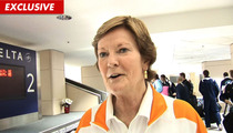 Pat Summitt -- There Won't Be a Woman Coach in NBA