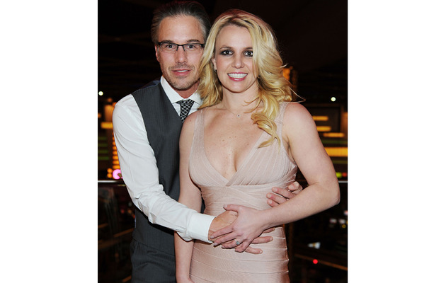 Britney Spears' Engagement Ring -- How It Stacks Up