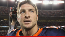 Tim Tebow -- Miracle Wins Translate Into Book Sales
