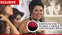 Kardashian Clothing Scandal:  Human Rights Group Leader Says No Proof Yet of 'Slave Labor'
