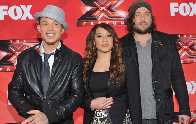 """X Factor"" Finale -- Celebrity Duets Revealed"