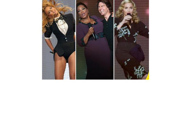 Oprah's Farewell Spectacular -- Maria Shriver, Madonna and Many More!
