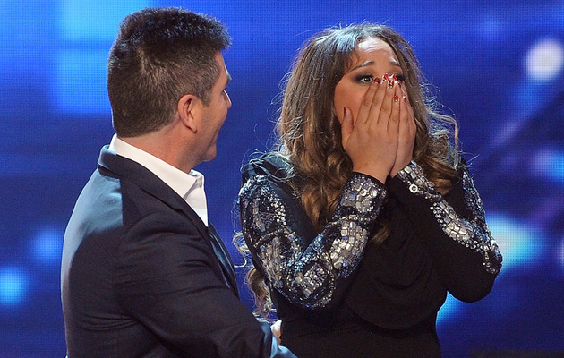 "See Melanie Amaro's ""X Factor"" Winning Moment!"