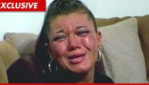 'Teen Mom' Star Amber -- Dude, Where's My Urine Sample?