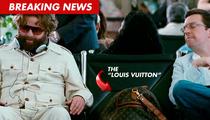 Louis Vuitton to Warner Bros. -- Hangover II, Screw You
