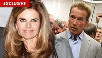 Maria Shriver -- Second Thoughts About Divorcing Arnold Schwarzenegger