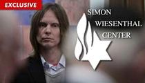 Nazi Hunter Sues Wiesenthal Center -- You're PROTECTING a War Criminal