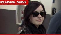 Demi Lovato -- Disney Pulls Eating Disorder Joke After Demi's Twitter Attack