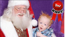 TMZ's Annual Santa Snapshots Photo Contest -- WINNER!