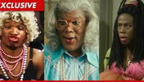 Jamie Foxx & Tyler Perry Sued By Prisoner -- You Jacked My Bad Movie Idea!!!