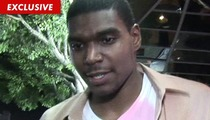 Andrew Bynum -- Cops Crack Down on Bad Pass