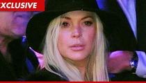 Lindsay Lohan -- I Will NOT Party in Dubai