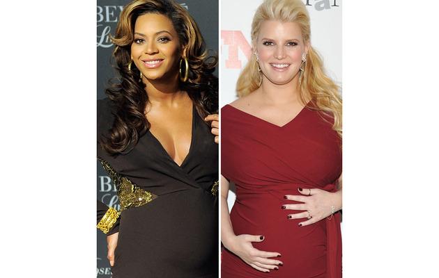 Celebrity Babies Due in 2012