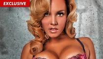 'Love & Hip Hop' Kimbella -- Erica Mena's a Publicity Whore Liar ... VH1 Didn't Edit Our Fight!!!