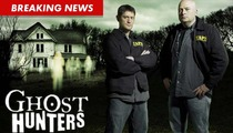 Ghost Hunters vs. 'Ghost Hunters' -- We Created that Show