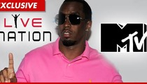 Live Nation Blames Diddy & MTV in 'Making the Band' Lawsuit