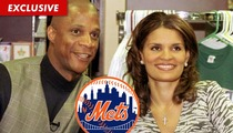 Darryl Strawberry -- Ex-Wife Loses $800,000 Dogfight Over Darryl's Mets Money