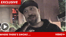 B-Real from Cypress Hill -- I Don't Take Joints from Strangers!