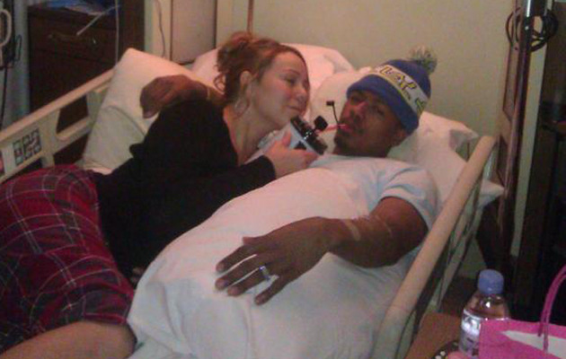 Nick Cannon Hospitalized with Kidney Failure