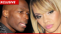 Chad Ochocinco & Evelyn Lozada -- Wedding Plans on Hold, Cheating Suspected