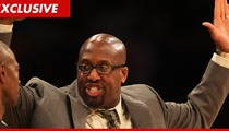 Lakers Coach Mike Brown WARNED -- You're Too Damn Fast!