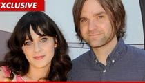 Zooey Deschanel Files for Divorce From Ben Gibbard