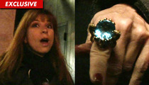 'Real Housewives' Jill Zarin -- Check Out My $19,000 Ring ... Courtesy of Elizabeth Taylor