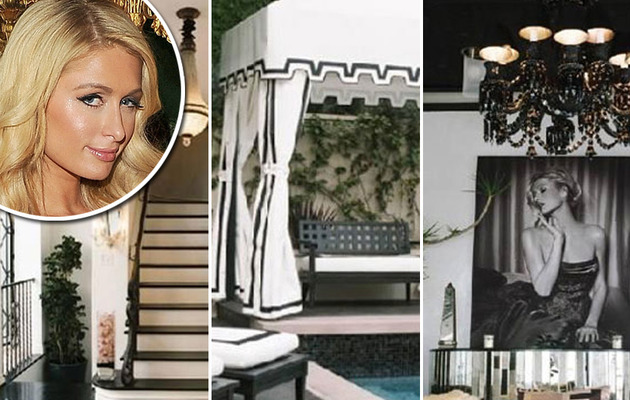 Rent Paris Hilton's Party Pad!