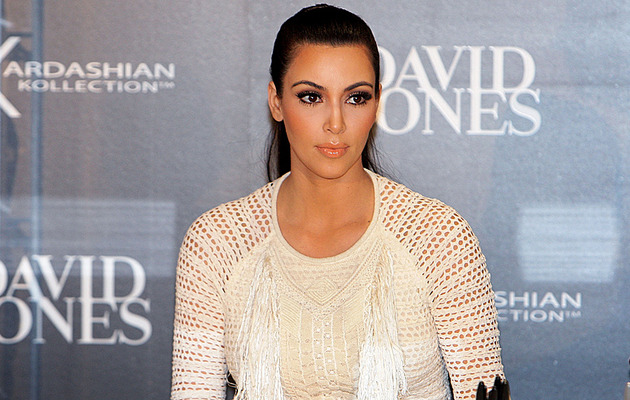 Kim Kardashian Dumped ... For A Dog?