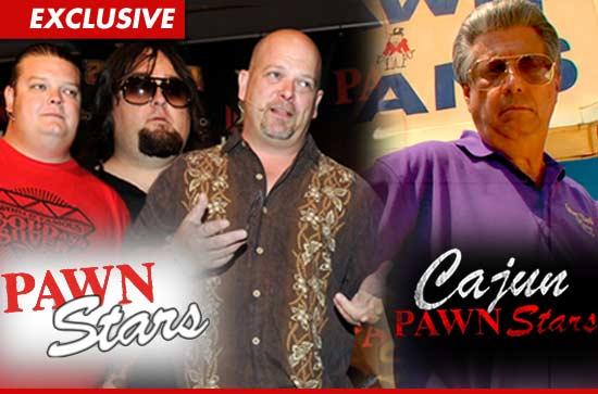 Pawn Stars Cast FURIOUS Over Cajun