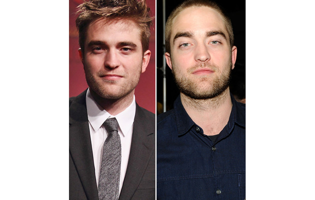 Robert Pattinson Buzzes Off All His Hair!