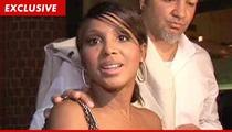 Toni Braxton Hospitalized -- My Lupus Flared Up, But I'm OK
