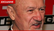 Gene Hackman Airlifted to Hospital -- Hit By a Car in Florida